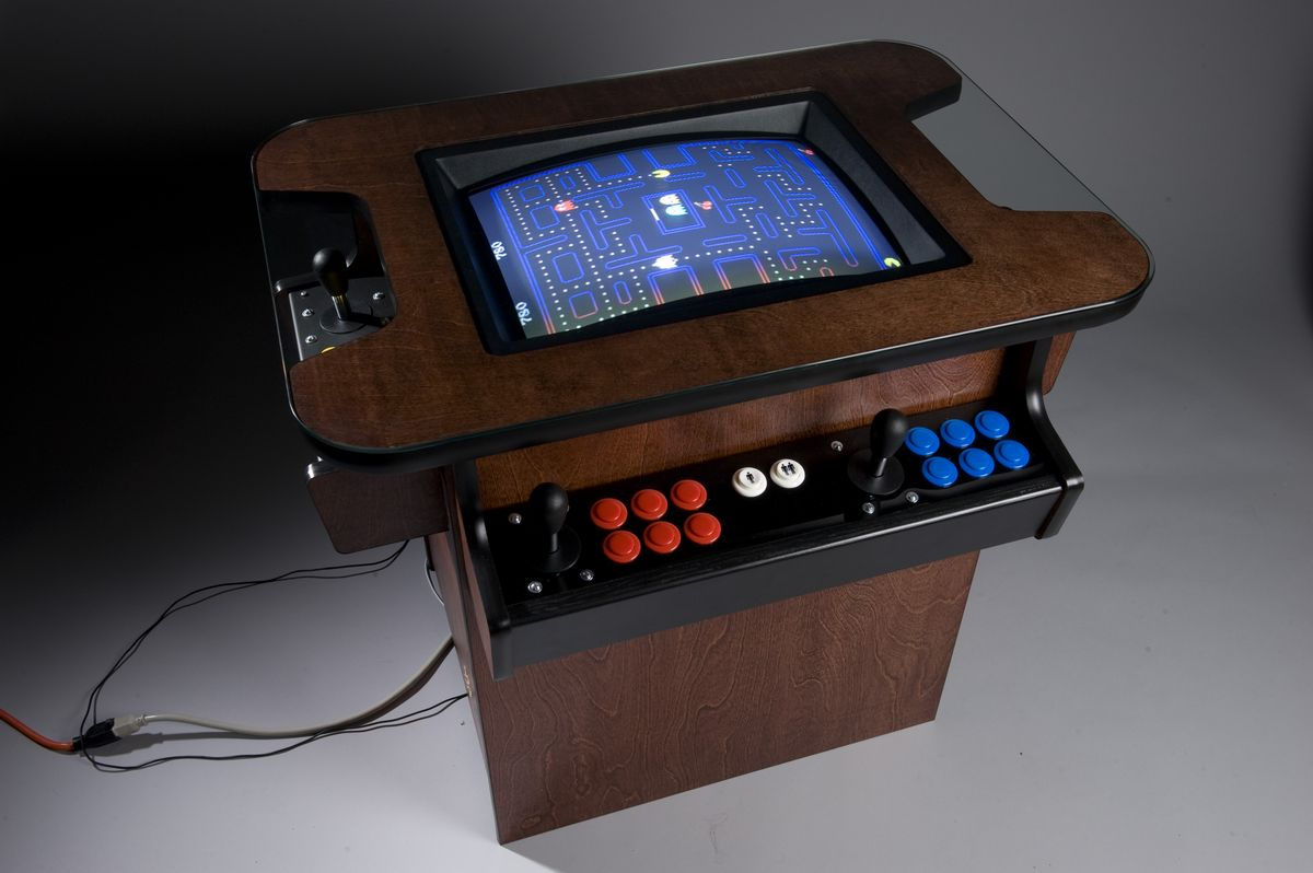 Top 4 player arcade cabinet on re 4 player mame cabinet build photos - How To Make Your Very Own Badass Arcade Cabinet For Cheap Ish
