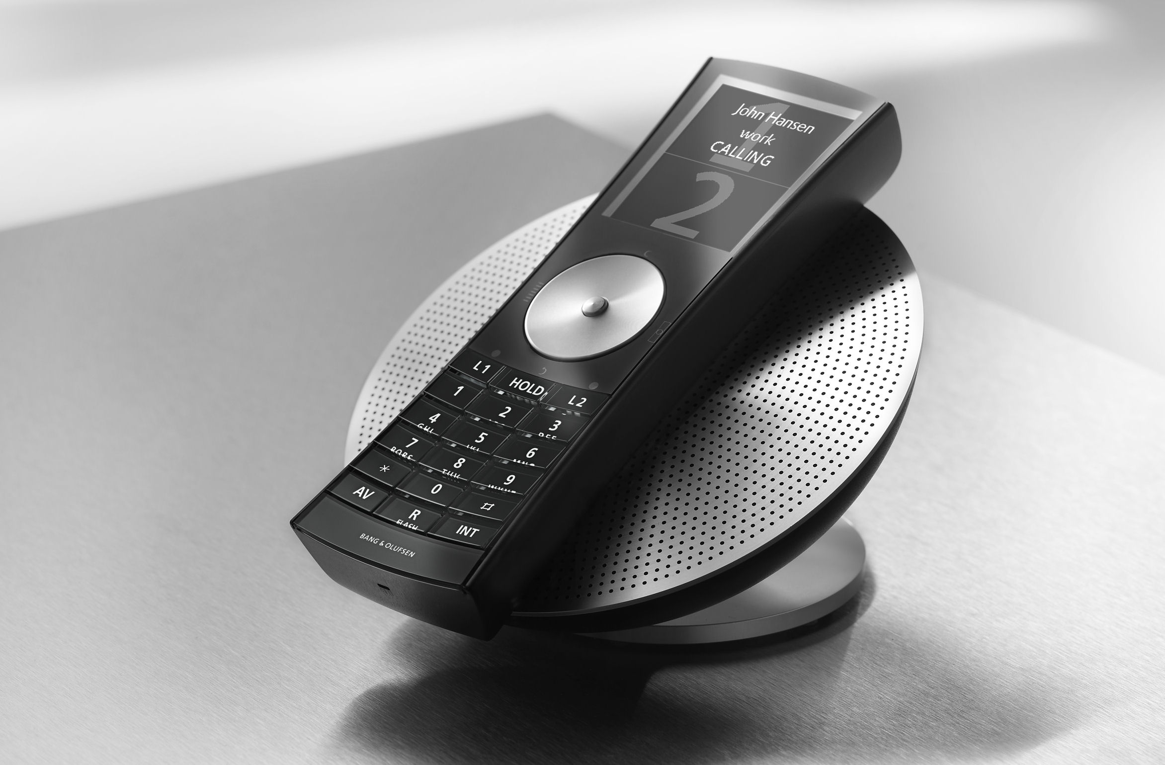 Bang Olufsen Beocom 5 Home Phone Also Does Voip