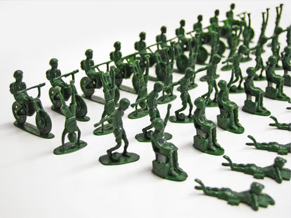 Best Toy And Model Soldiers For Kids : Unicef s toy soldiers to help real kids gizmodo australia