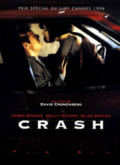James Spader Crash 1996