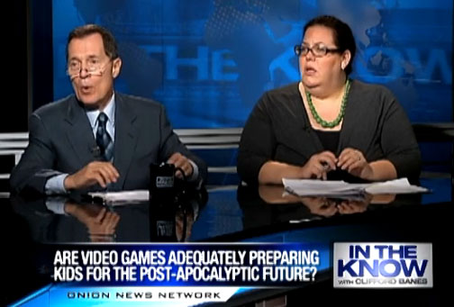 The Onion Asks: Are Violent Video Games Adequately ...