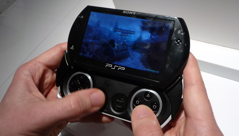 How Much Are Psp : Psp go hands on impressions kotaku australia