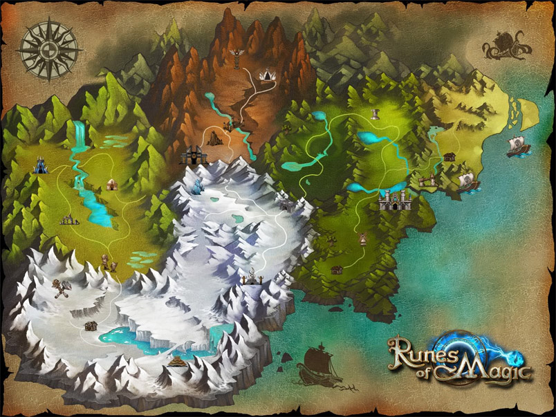 Runes Of Magic The Changing Face Of Taborea Kotaku Australia