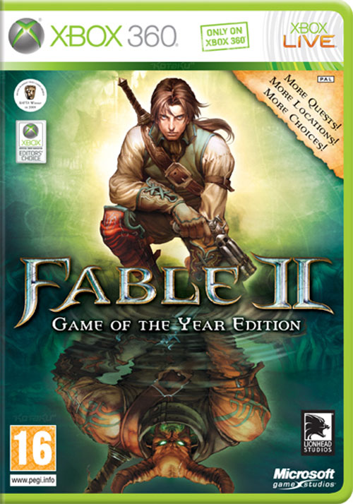 Fable 2 Game of the year Edition DLC problem - Microsoft …
