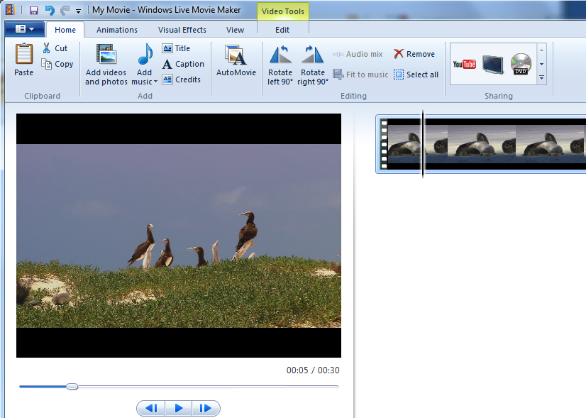 Windows xp remove movie maker