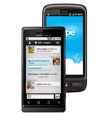 skype now available for android phones lifehacker australia